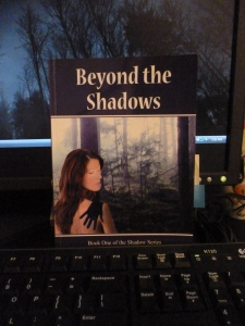 The first edition of Beyond the Shadows.